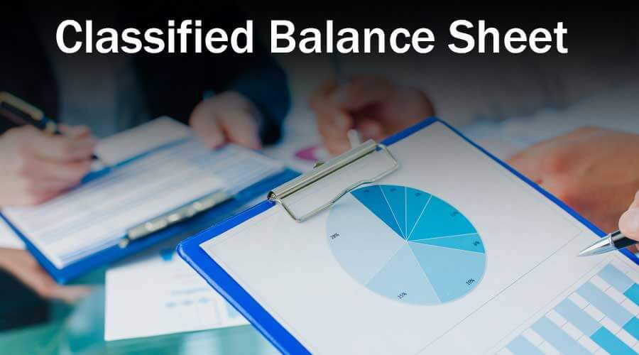 Classified-Balance-Sheet