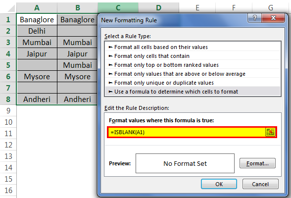 Conditional Formatting with Formulas | Step by Step Guide (8