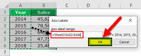 Excel Chart Wizard Step 10