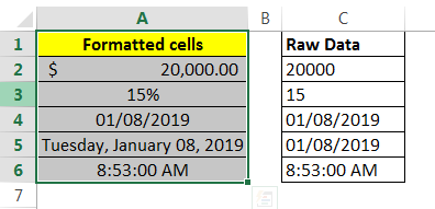Format Painter in Excel (Examples) | How to Use Format Painter in Excel?