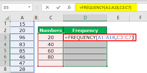 Frequency Example 2-3