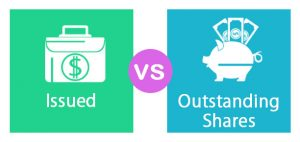 Issued vs Outstanding Shares