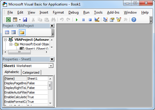autosave in excel example 2.2