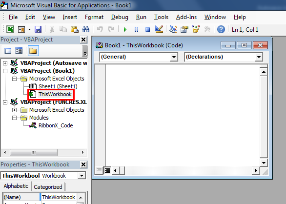 autosave in excel example 2.3