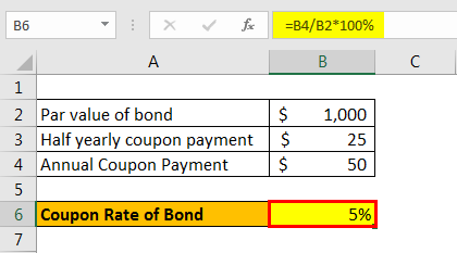 coupon rate formula example 1.4