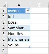 edit drop down list example 3.10