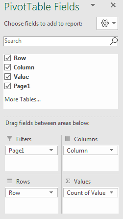 Pivot Table from Multiple Sheets | How to Create a Pivot Table?