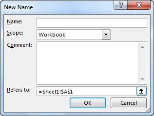 name manager in excel 1.3