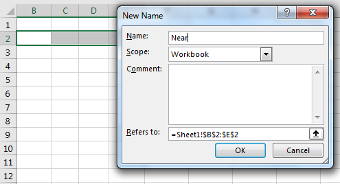 name manager in excel 1.4
