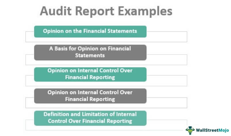 Audit Report Examples