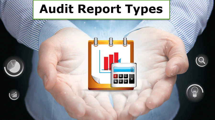 Audit Report Types