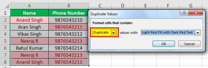 Using Conditional Formatting 3-4