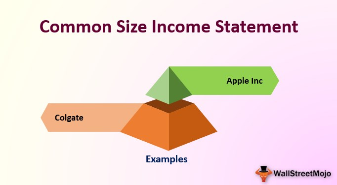 Common Size Income Statements