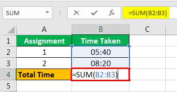 Add Time in Excel | How to Sum Hours, Minutes, or Seconds in