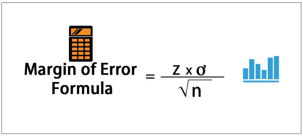 Margin of Error Formula