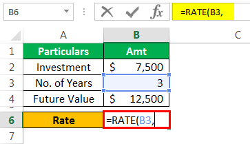 Rate Formula Example 1-2