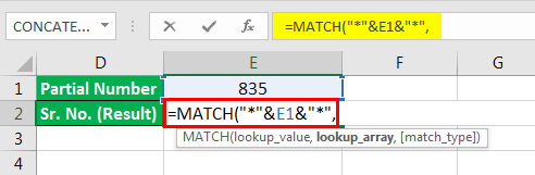 Excel Text Function Example 4-4