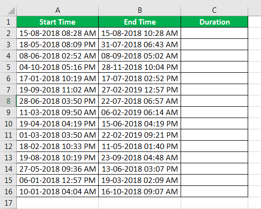 excel Text function Example 5