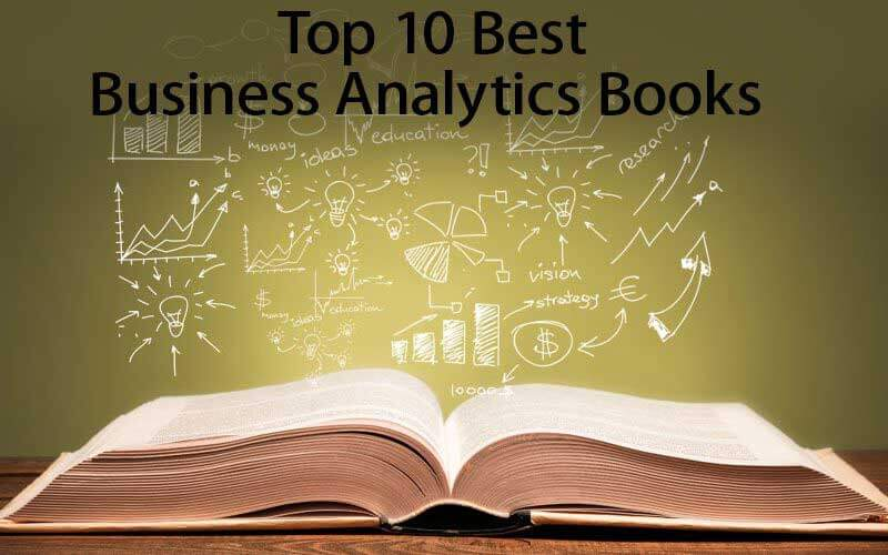 Top 10 Best Business Analytics Books