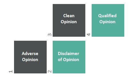 Types of Audit Report Opinion