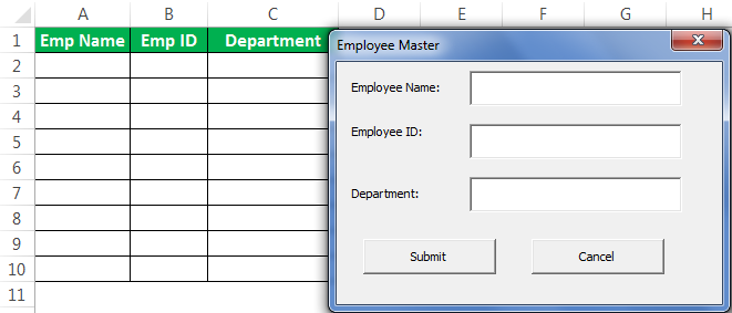 VBA userform Example 1-30