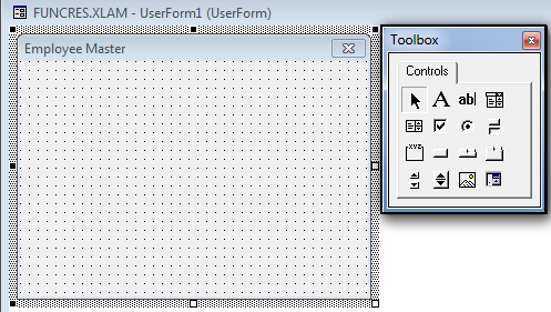 VBA userform Example 1-6
