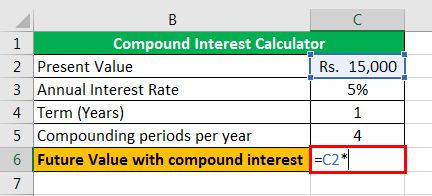 compound interest examples 1