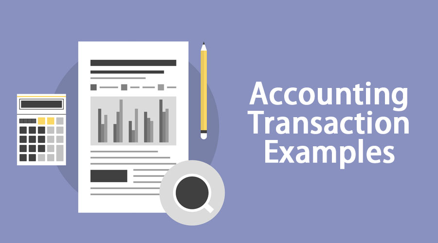 Accounting-Transaction Examples