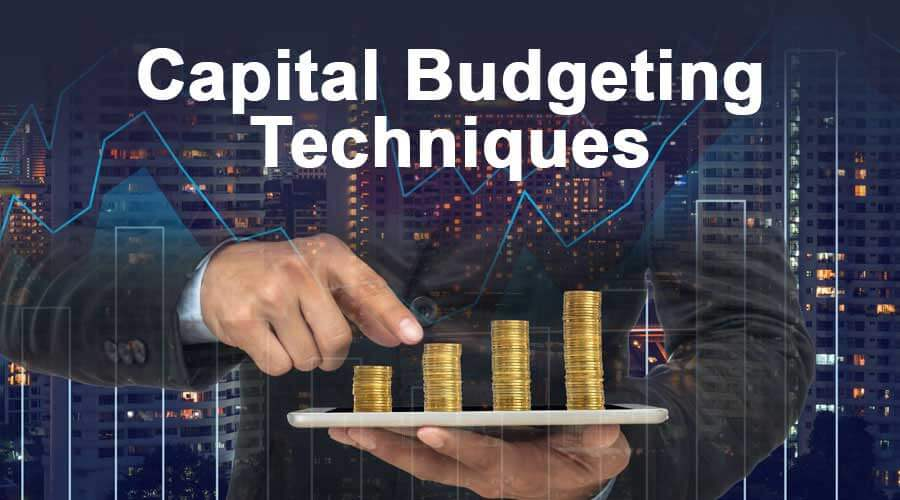 Capital budgeting techniques thesis