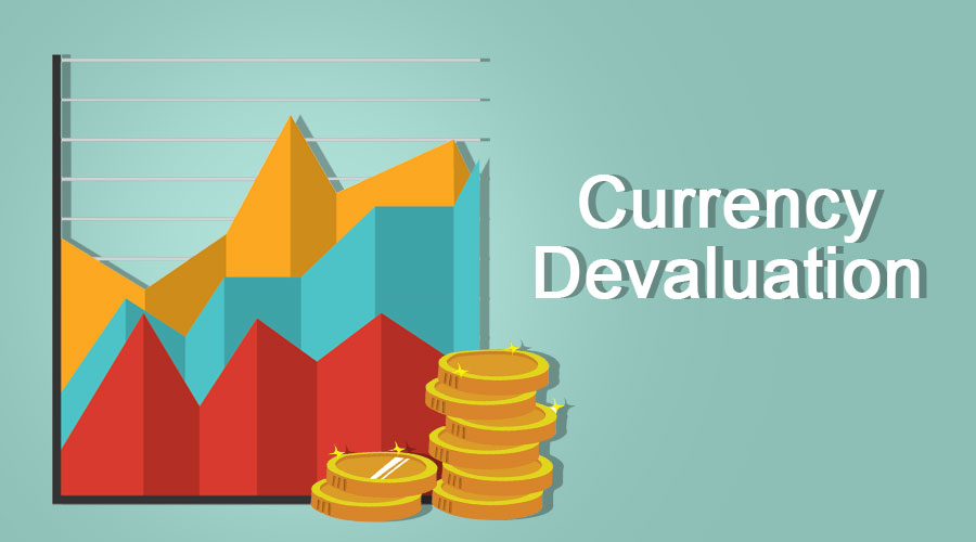 currency devaluation  definition