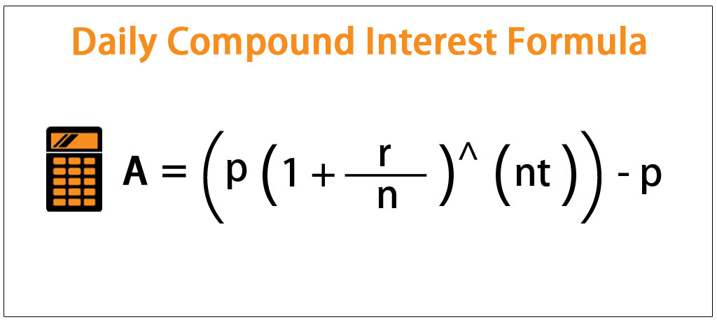 Daily Compound Interest Formula