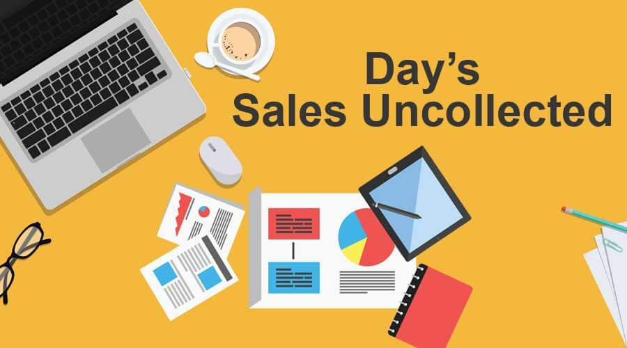 Day's Sales Uncollected
