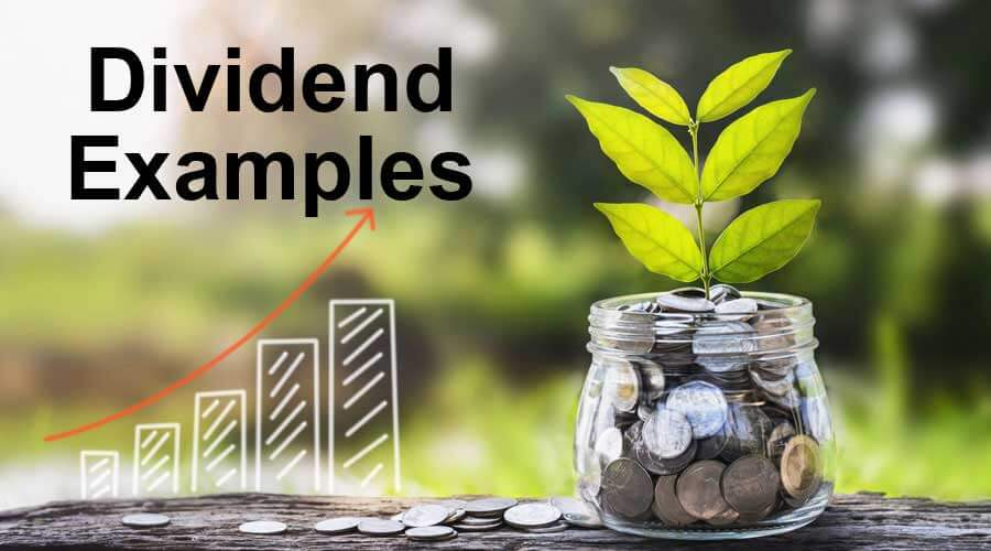 Dividend-Examples