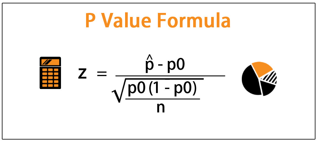 P Value Formula | Step by Step Examples to Calculate P-Value