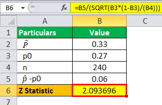 P-value Example 2.2