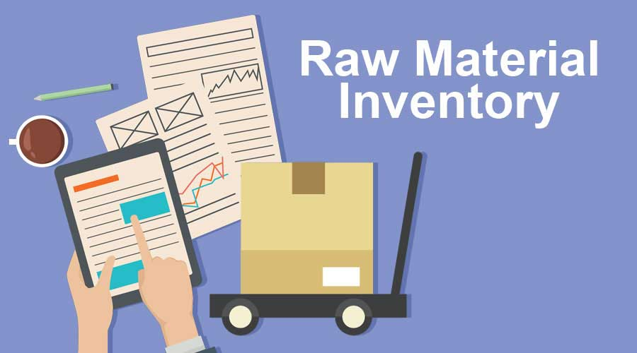 Raw-Material-Inventory