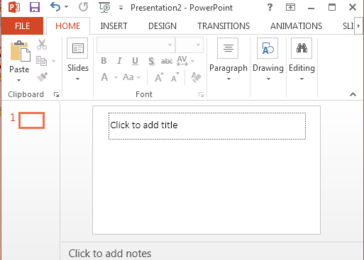 VBA PowerPoint | How to create PowerPoint Presentation using