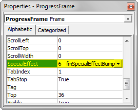 VBA ProgressBar Step 10.2