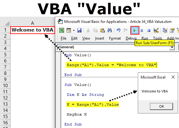 VBA Value