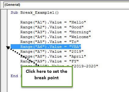 apply breakpoints example 2.1