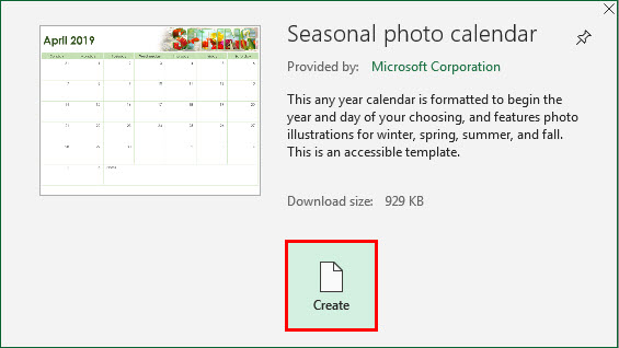 Insert Calendar in Excel | Top Examples to Create & Insert
