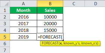 fc formula in excel example 1.2