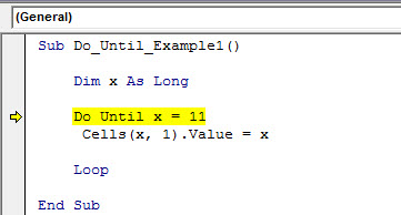 vba do until example 1.8