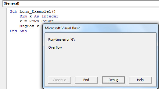 vba long example 1.6