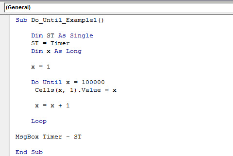 VBA Timer Excel | Step by Step Examples to Use VBA Timer