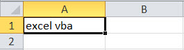 vba uppercase example 2.1