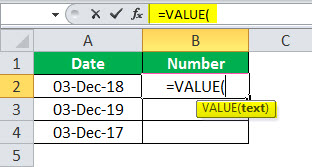 vf excel example 1.1