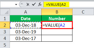 vf excel example 1.2