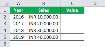 vf excel example 2.1