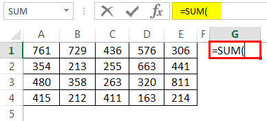 Add multiple rows Example 3-1